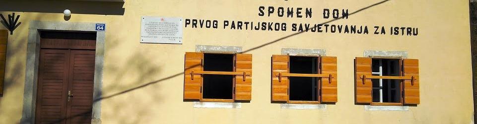 spomen_dom_prvog_partizanskog_savjetovanja_za_istru