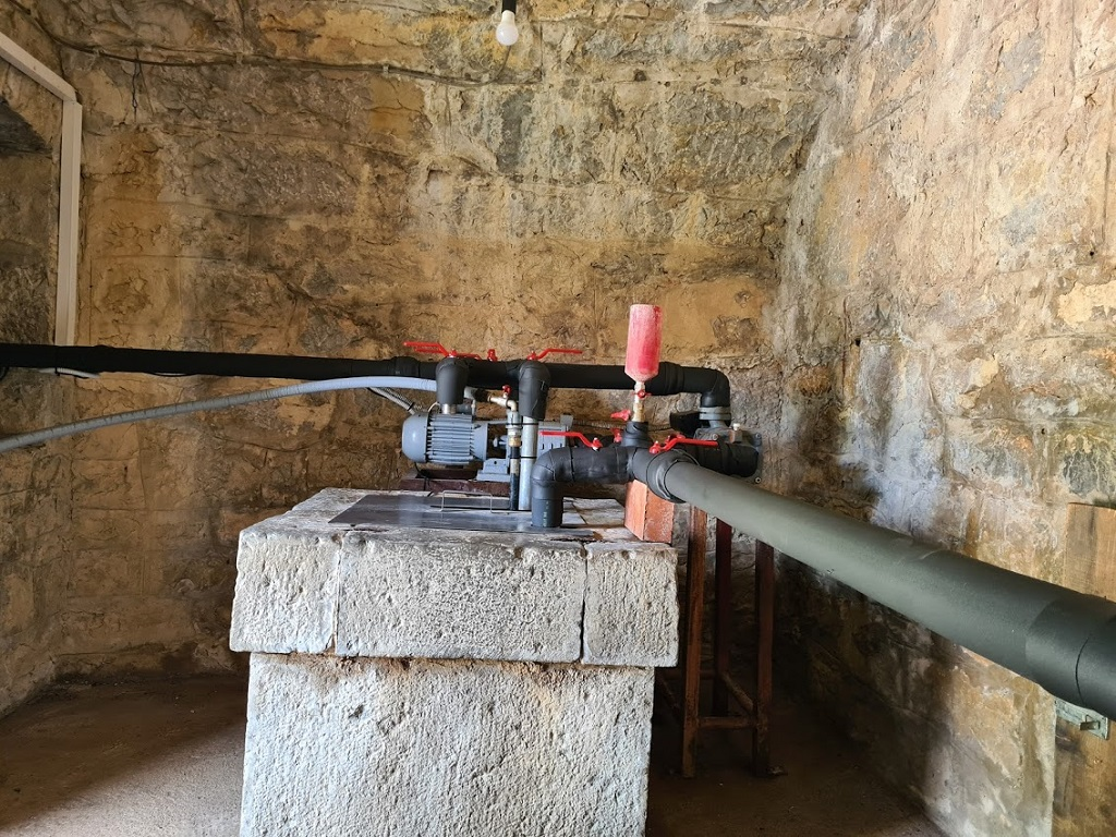 Vodosprema Brgudac bunar