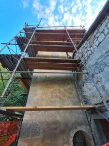 obnova zvonika crkva brgudac 3